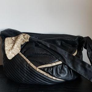 Vintage Oversized Supreme Slouch Handbag